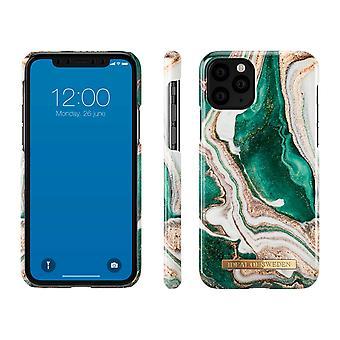 iDeal von Schweden iPhone 11 Pro-Golden Jade Marmor