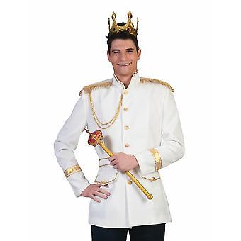 Prince Charmant Costume Hommes Uniforme Officier Costume Homme