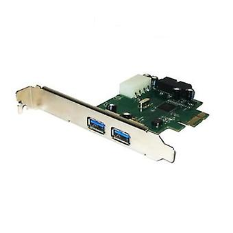 4 Port USB3.0 PCI-Express Card