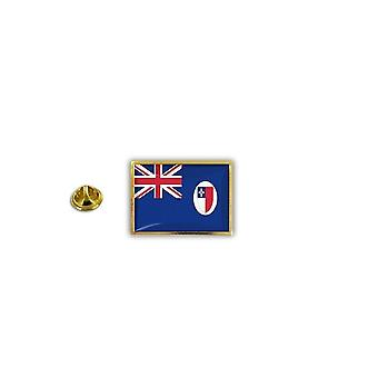 Pine PineS Pin Badge Pin-apos;s Metal Broche Butterfly Flag Old Malta