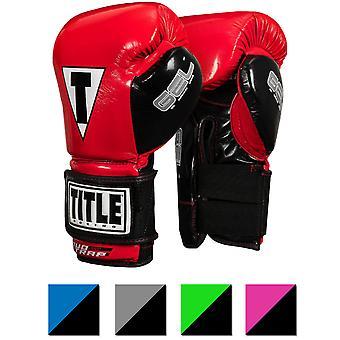 Tittel boksing gel Glory super bag hansker