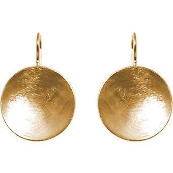 Boucles d'oreilles GEMSHINE pour femme en argent massif 925, plaqué or ou rose