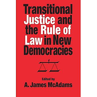 Transitional Justice and the Rules of Law in New Democracies (Titles from the Helen Kellogg Institute for International Studies (Paperback))