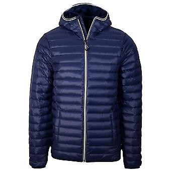 Pyrenex Pyrenex Navy Blue 'Bruce' Lightweight Jacket