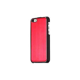 هال لأسود iPhone 5c والأحمر نحى الألومنيوم