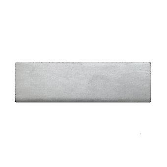 Dreptunghiular mobilier din lemn de argint picior 4.5 cm