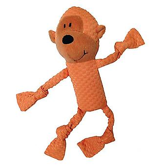 "PetLou EZ Squeakers Monkey 11"" - Dog Toy"