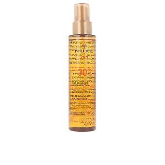 Nuxe Nuxe Sun Huile Bronzante Haute Protection Spf30 Spray 150 Ml Unisex