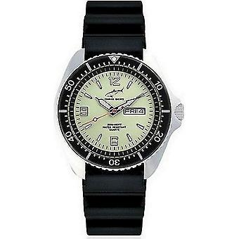 Chris Benz watch diver watch one CBO-N-KB-SW