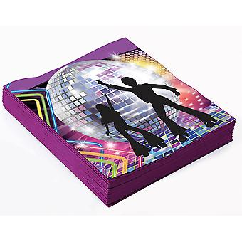 Disco Large Napkin (16pcs)