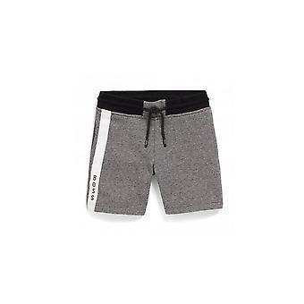 Hugo Boss Boys Grey Bermuda Shorts