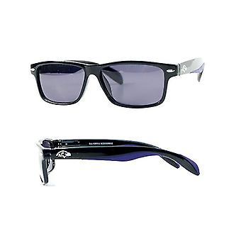 Baltimore Ravens NFL Polarized Retro Sunglasses Full Frame