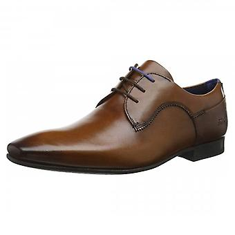 Ted Baker Tifir Brown Leather Derby Shoes