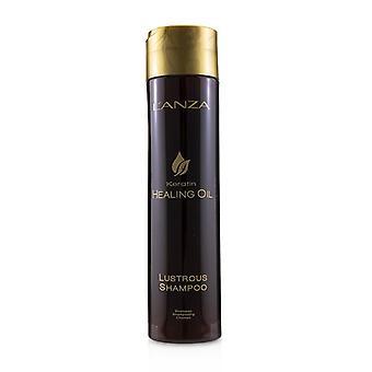 Lanza Keratin Healing Oil Lustrous Shampoo 300ml/10.1oz