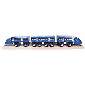 Bigjigs BJT475 - Vysokorychlostní jeden vlak