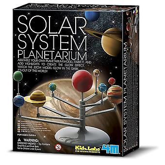 Modèle 4M Kidz Labs Solar System Planetarium
