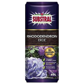 SUBSTRAL® Rhododendronerde, 40 litres