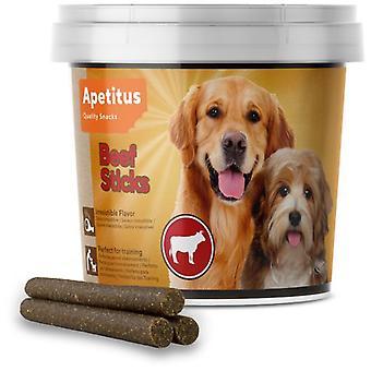 Apetitus Beef Sticks (Dogs , Treats , Sticks)