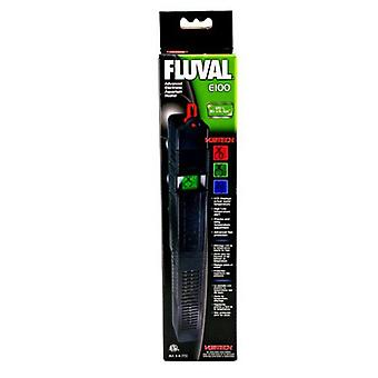 Fluval FLUVAL E 100 w TERMOCALENTADOR (Fish , Aquarium Accessories , Heaters)