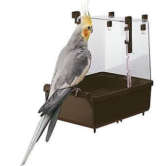 Ferplast Papagayo bad L 101 (fugle, Bird Cage tilbehør, fugl-bade)