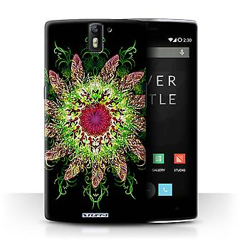 STUFF4 Case/Cover for OnePlus One/Dream Catcher 2/Symmetry Pattern