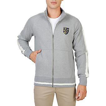 Oxford University Original Men Fall/Winter Sweatshirt - Grey Color 55894