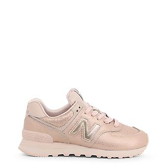 New Balance Original Women All Year Sneakers Pink Color - 73312