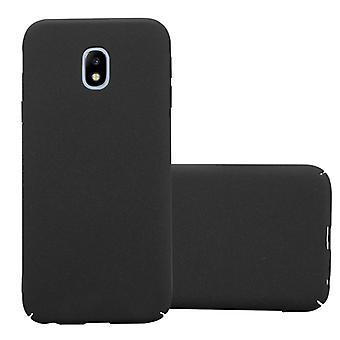 Cadorabo Hülle für Samsung Galaxy J7 2017 hülle case cover - Hardcase Handyhülle aus Plastik gegen Kratzer und Stöße – Schutzhülle Bumper Ultra Slim Back Case Hard Cover