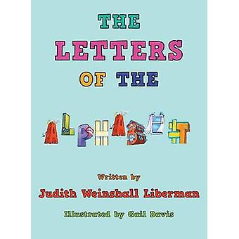The Letters of the Alphabet by Liberman & Judith Weinshall