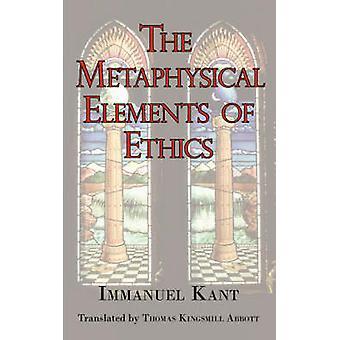האלמנטים המטאתיים של האתיקה מאת קאנט & עמנואל