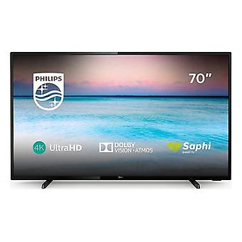 Smart TV Philips 70PUS6504 70& 4K Ultra HD LED WiFi Musta