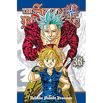 The Seven Deadly Sins 33 by Nakaba Suzuki - 9781632367976 Book