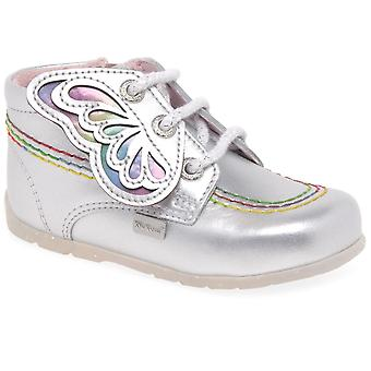 Kickers Baby Faeries Mini Girls First Boots