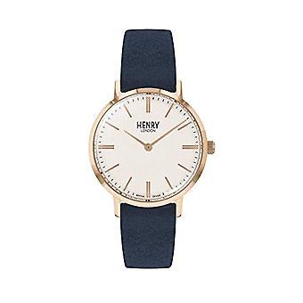 Henry London Clock Unisex ref. HL34-S-0346