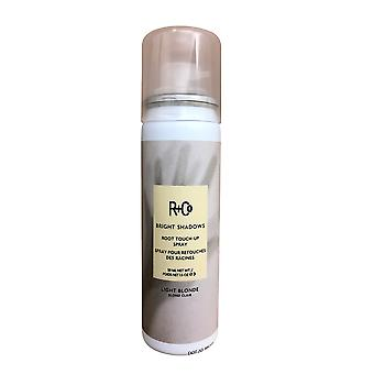 R+Co Bright Shadows Root Touch Up Spray Light Blonde 1. 5 OZ