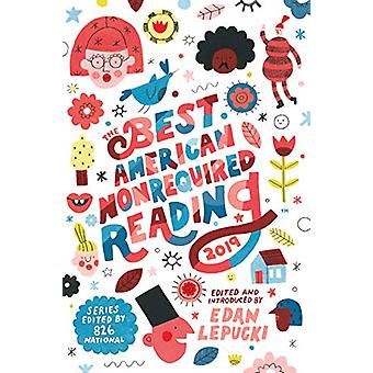Best American Nonrequired Reading 2019 door Edan Lepucki - 978035809316