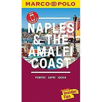 Naples & the Amalfi Coast Marco Polo Pocket Travel Guide - with p