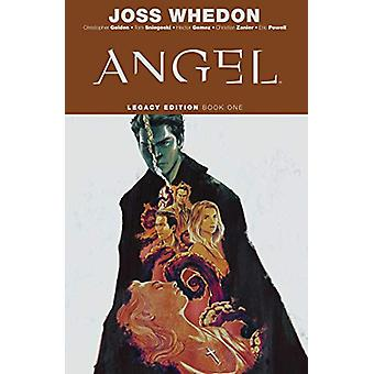 Angel Legacy Edition Book One by Joss Whedon - 9781684154692 Book