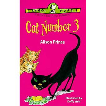 Cat Number Three by Alison Prince - 9780552546201 Book