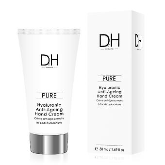 Dr h hyaluronzuur anti-aging handcrème 50ml