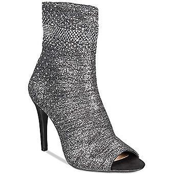 I.n.c. Women's Rielee Sock Booties Pewter Size 11M