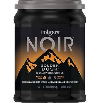 Folgers Noir Golden Dusk Ground Coffee