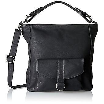 Fritzi aus Preussen Dalila - Donna Schwarz Bag (Black) 4x11x195 cm (B x H T)