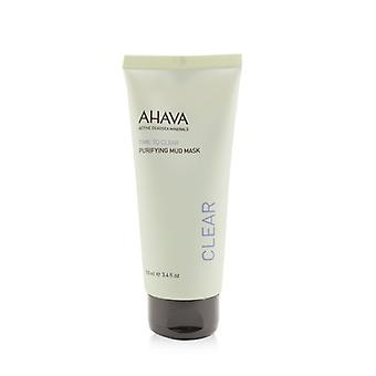 Ahava Time To Clear Purifying Mud Mask 100ml/3.4oz