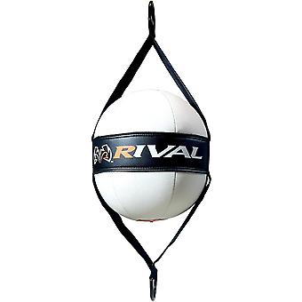 """Rival Boxing 9"""" Double End Bag - White"""
