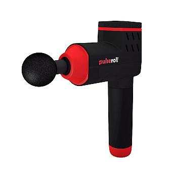 Pulseroll 4 Speed Percussion Massage Therapy Fitness Gun + Carry Case