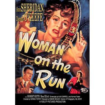 Woman on the Run (1950) [DVD] USA import
