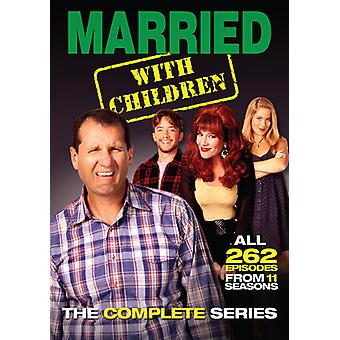 Married with Children: The Complete Series [DVD] USA import
