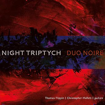 Smith / Duo Noire - Night Triptych [CD] USA import