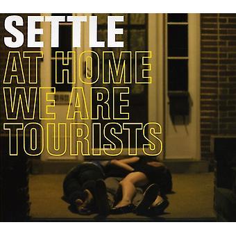 Em Casa Somos Turistas [CD] IMPORTAÇÃO DOS EUA